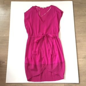 RACHEL Rachel Roy Dress open shoulder size 2 EUC